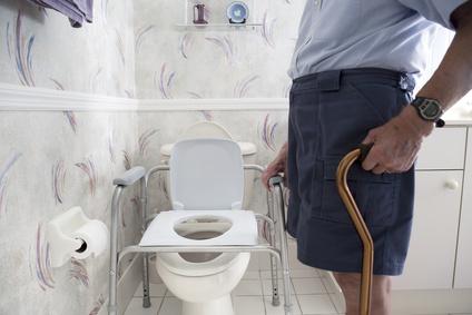 Banheiro Adaptado Para Idosos Design Direito